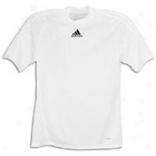 Adidas Tiro S/q Jersey - Big Kids - Whitte/white