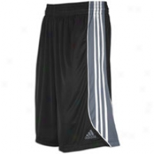 Adidas Torment Short - Mens - Black/lead