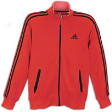 Adidas Ultimate Track Jacket - Mens - Light Scarlet/black