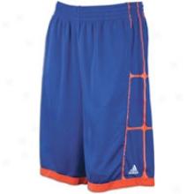 Adidas Uptown Slinger Short - Mens - Blue/orange