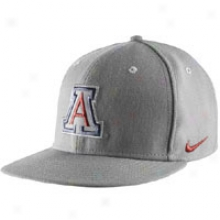 Arizona Nike Snap Elite Tc Brighten Cap - Mens - Grey/silver/red/blue