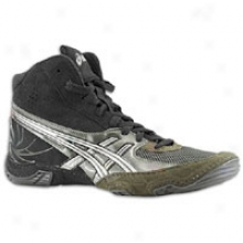 Asics Cael V4.0 - Mens - Forest/silver/black