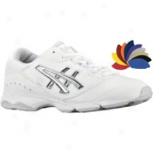 Asics Cheer 5 - Big Kids - White/silver