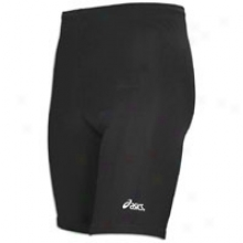 Asics Core Lycra Short - Mens - Black