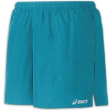 Asics Core Pcoketed Short - Womens - Zircon