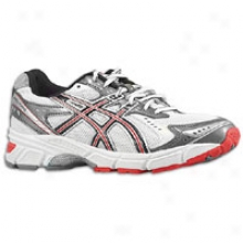 Asics Gel-1160 - Big Kids - White/black/red