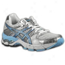 Asics Gel-3030 - Womens - White/sky Blue/titanium