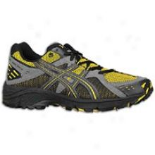 Asics Gel-arctic 4 Wr - Mens - Yellow/black/charcoal