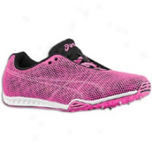 Asics Gel-dirt Diva 4 - Womens - Blacl/neon Pink/black