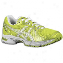 Asics Gel-ds Sky Speed 2 - Womens - Kiwi/white/titanium