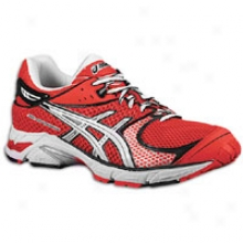 Asics Gel-ds Trainer 16 - Mens - Flame/white/black