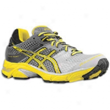 Asics Gel-ds Trainer 17 - Womens - Titanium/flash Yellow/lightning