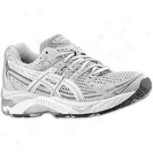 Asics Gel-evolution 6 - Womens - Graphite/lgihtning/storm
