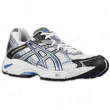 Asics Gel-foundation 9 - Mens - White/lightning/royal