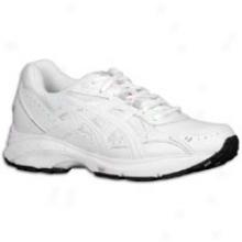 Asics Gel-foundation Walker 2 - Womrns - White/silver