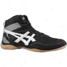Asics Gel-matflex 3 - Mens - Black/white