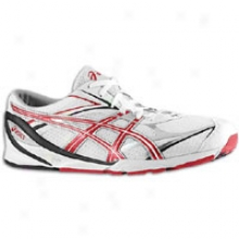 Asics Gel Piranha Sp 3 - Mens - White/red/silver