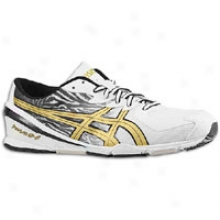 Asics Gel-piranha Sp4  - Mens - White/gold/black