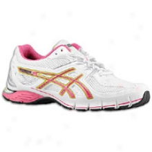 Asics Gel-sd Lyte - Womens - White/raspberry/lime