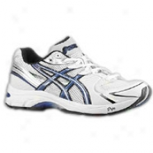 Asics Gel-tech Walker Neo 2 - Mens - White/navy/silver
