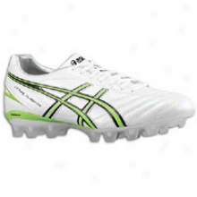 Asics Lethal Flash Ds - Mens - White/black/neon Green