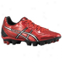Asics Lethal Stats Sk - Mens - Red/silver