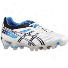 Asics Letha lTigreor 4 It - Mens - Pearl White/navy