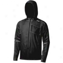 Asics Reflector Jacket - Mens - Mourning
