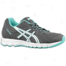Asics Rush33 - Womens - Graphite/white/emerald