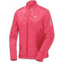 Asics Spry Jacket - Womens - Watermelon