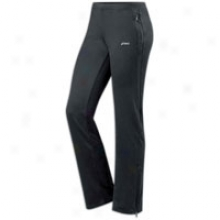 Asics Thermopolis Lt Pant - Womens - Black