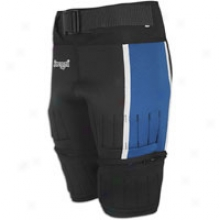 Ati Strength Weighted Training Short - Mens - Black/blue
