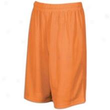 """Axp 9"""" Mesh Short - Mens - Orange"""
