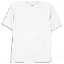 Axp Moisture Management S/s T-shirt - Mens - White