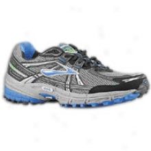 Brooks Adrenaline Asr 8 - Mens - Olympic/river Rock/black/speed Green/silver