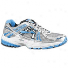 Brooks Adrenaline Gts 12 - Mens - White/obsidian/brilliant Blue/dark Navy/white