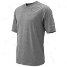 Brooks Ez T-shirt Ii - Mens - Heather Grey
