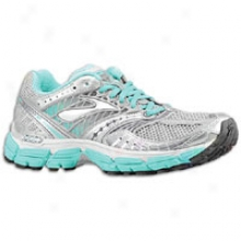 Brooks Glycerin 9 - Womens - Cockatoo/anthracite/white/black/silver