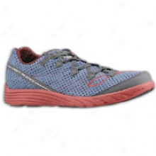Brooks Green Silence - Mens - Rio Red/crown Blue/anthracite/silver