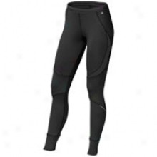Brooks Infiniti Tight - Womens - Black
