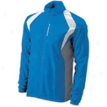 Brooks L.s.d. Lite Jacket - Mens - Olympic/earl/white
