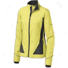 Brooks Nightlife Jacket Ii - Womens - Nightlife/black