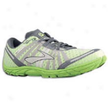 Brooks Pureconnect - Mens - Lime Green/anthracite/black/metallic Silver