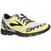 Brooks T7 Race-horse - Mens - Nightlife/silver/black/white