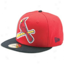 Cardinals New Era Mlb Big Chenille Cap - Mens - Red