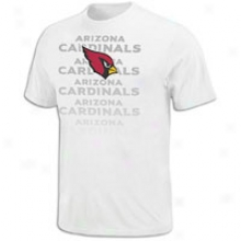 Cardinals Nfl All Time Great T-shirt - Mens - White