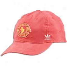 Cavaliers Adidas Nba Hwc Slouch Flex Cap - Mens - Maroon