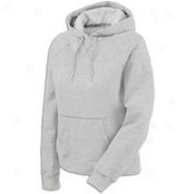 Defender Fleece Hoodie - Womens - Oxford Grey