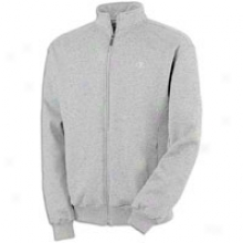 Champion Fleece Jacket - Mens - Oxford Grey