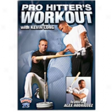 Championship Productions Pro Hitters Workout Dvd - Mens